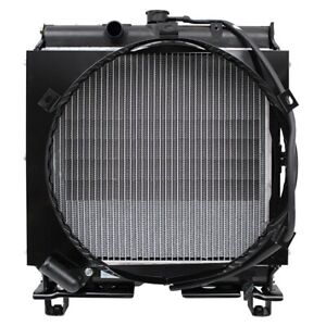 1g99472062 1g99472060 Radiator Made To Fit Kubota Power Unit Model A 46
