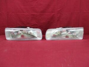 Nos Oem Chrysler Concorde Headlamp Light 1996 97 Pair