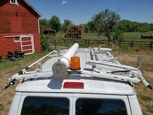 Adrian Steel Loads Rite Drop Down Ladder Rack Ford E 250