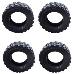 4 New 12 16 5 Skid Steer Tires For Case 12 X 16 5 14 ply Heavy Duty