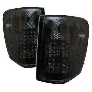 Spyder Auto 5005694 Led Tail Lights Fits 1999 2004 Jeep Grand Cherokee Wj