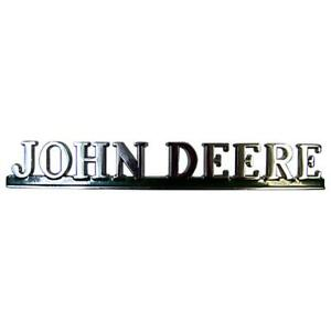 Name Plate For John Deere R 40 50 60 70 80 420 Tractor
