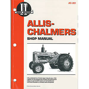 Collection Man Allis Chalmers 160 170 175 D10 D12 D14 D15 D17 D19 D21 Tractor