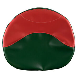 Tractor Seat For Oliver 60 66 70 77 80 88 Red And Green 21 Inch
