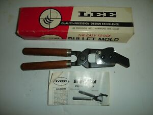 LEE BRAND DOUBLE CAVITY BULLET MOLD