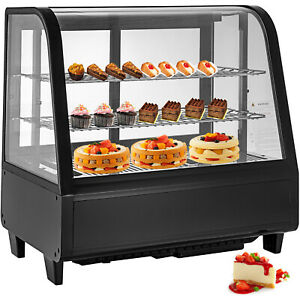 3 5cu ft Cake Refrigerated Display Case Etl 100l Cake Up to date Styling
