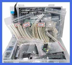 Smd 1206 0805 0603 Component Assortment Resistor Capacitor Diode Transist Small