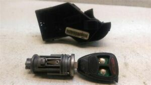 Ignition Switch With Tumbler Key For 01 06 Dodge Durango