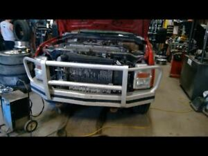 Ford F350sd 2008 Aluminum Bumper Assembly With Brush Guard Front 738204