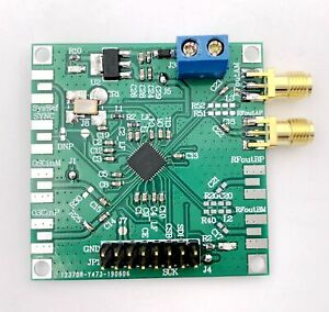2020 Lmx2572 1 80ma 12 5m 6 4ghz Fsk Low Power And Low Noise Pll Module