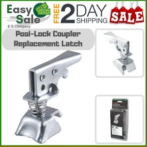 Ess Lock Coupler Replacement Latch Trailer Hitch Ball Spring Nut Tongue 2 Inch