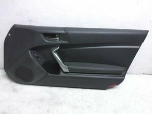 13 14 15 16 Scion Fr s Front Right Passenger Interior Door Panel Trim Black Oem