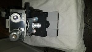 Reichert jung 310 Microscope Professional Compound Microscope With 4 Objectives