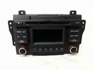2010 2013 Kia Forte Radio Am fm cd mp3 satellite bluetooth Receiver Us Market