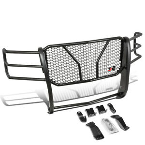 J2 Engineering Front Grille Mesh Brush Guard For 2014 2015 Chevy Silverado 1500