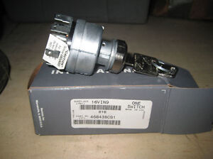 Nos Ih Ihc Scout 80 800 Travelall Pickup Ignition Switch With Cylinder