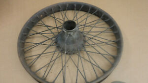 Model T Ford Overland Budd 30 X 3 1 2 Wire Wheel Mt 3340