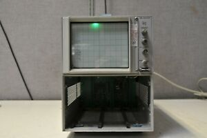 5110 Analog Crt Oscilloscope Analog Oscilloscope Tektronix as is powers On
