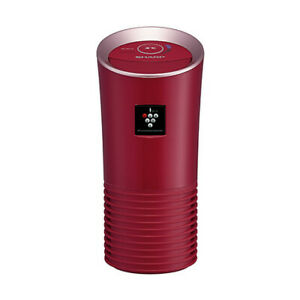 Sharp Plasma Cluster Ion Generator Ig lc15 r Air Purifier For Car Red Japan