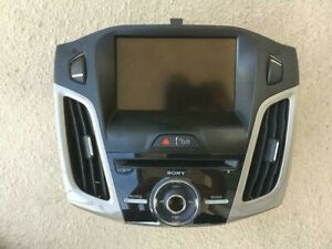 2013 2014 Ford Focus St St3 Oem Sync 2 Navigation Nav Radio Head Unit