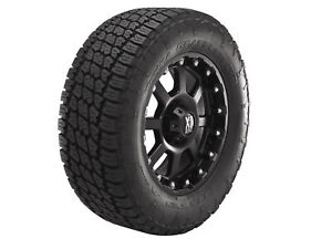 4 P265 70 17 Nitto Terra Grappler G2 Tires 70r17 R17 70r 4 Ply All Terrain