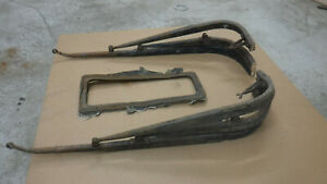 Model T Ford 1926 1927 Roadster Top Irons Mt 3365