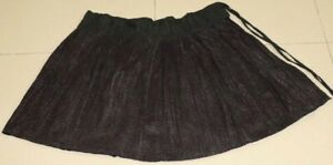 Big Vintage Tribal Exotic Chinese Dong People S Old Hand Cere Skirt