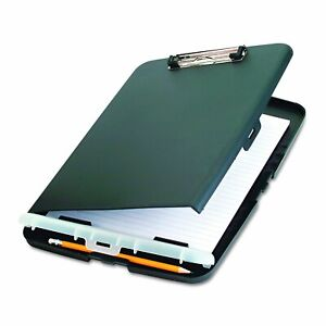 Clipboard Storage Case Box Document Organizer Compartment For Pens And Pencils