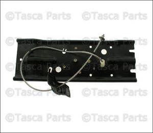 New Oem Mopar Spare Tire Carrier Winch 2005 2010 Jeep Grand Cherokee 52089369ai