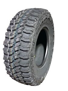 1 X 285 70 17 Thunderer Trac Grip Mud Terrain New Tires Lre Lt285 70r17 Offroad