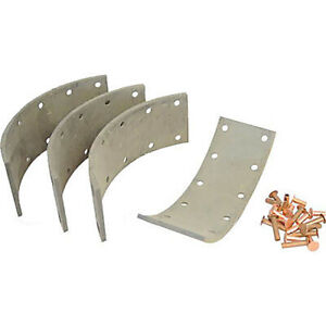 K262704 David Brown Db Tractor Brake Lining Kit 1200 1190 1290 990 995 996