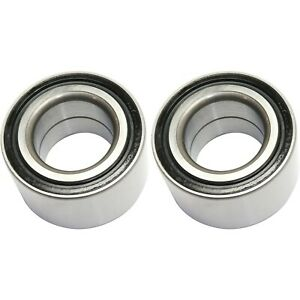 Wheel Bearing For 2006 2015 Honda Civic Set Of 2 Front Driver And Passenger Side