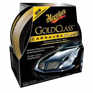 Meguiar S G0714j Gold Class Paste Car Wax Meg G7014j
