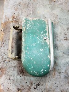 1951 1952 Ford F 1 5 Star Glove Box Dor With Lock And Hinge With Vin