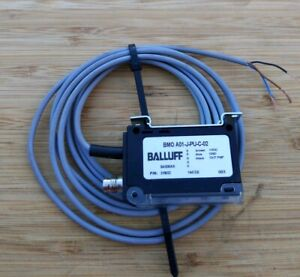 New Balluff Bmo a01 j pu c 02 Photoelectric Sensor ships Fast From The Usa