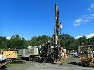 2005 Atlas Copco Ecm 720 Crawler Drill Cat Diesel Ecm720 Ingersoll Rock Rig
