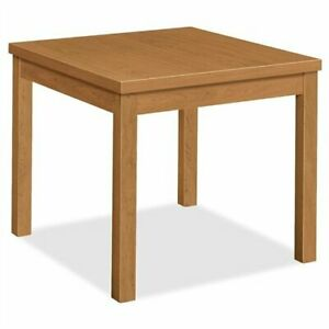 Hon 80192 Corner Table Rectangle 24 X 24 X 20 Particleboard Harvest