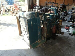 Caterpillar 3304 Di Turbo Diesel Engine Video Runs Mint Cat 3304di Power Unit