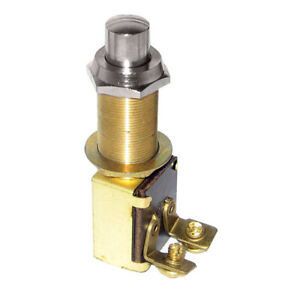 Raritan Engineering 4051878 Raritan Push Button Switch Momentary Single Pole