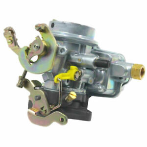 Autolite 1100 For Ford 6 Cyl Mustangs Carburetor 170 200 Engines 57 62 Automatic
