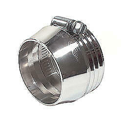 Billet Specialties 67825 Polished Worm Gear Hose Clamp Universal 1 1 2 To 2