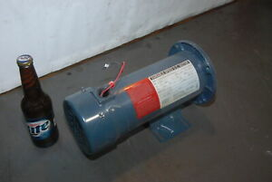 New Boston Gear Variable Speed Dc Motor 180v Pm1875atf i Inv 28707
