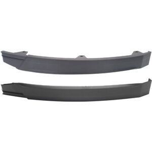 New Set Of 2 Air Dam Deflector Lower Valances Apron For Chevy Lh