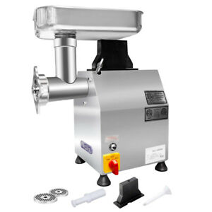 Atosa Ppg 22 22 Meat Grinder Electric 110v 1 1 2 Hp 1 Phase