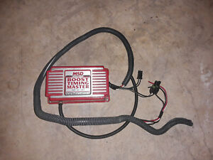Ford Mustang 5 0l Msd 5462 Boost Ignition Spark Box Cobra Gt40 302 Camaro Chevy
