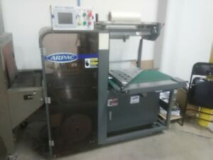 Arpac L18 Shrink Auto Wrapper With Arpac Shrink Tunnel