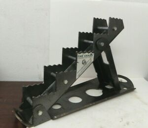 The Shark Collapsible Step Cribbing Lift For Fire Trucks Higher Clearance Steel
