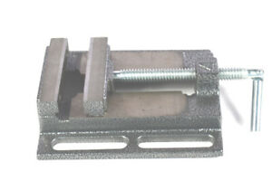 Cnc 4 Drill Press Vise With Stationary Base Metalworking Manufacturing Tool