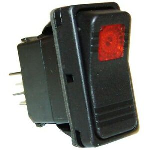 Southbend Oem 1178700 1174935 On off Lighted Rocker Switch