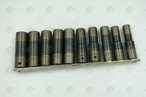 Sk Hand Tools 4072 10pc 1 2 Dr Flexzone Deep Impact Metric Socket Set